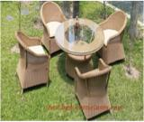 Diningroom Furniture For Sale - Poly / Aluminum Frame Rattan Dining Set