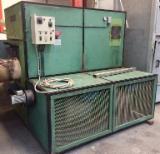 带实木(原木)炉的锅炉系统 Melchiori Uniconfort FMT/F-25 旧 意大利