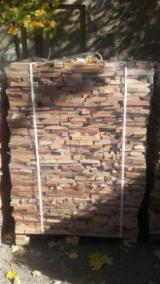 Firewood, Pellets and Residues Supplies - Beech Used Wood