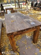 Garden Furniture - Paulownia Garden Table