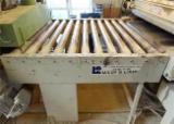 Holzbearbeitungsmaschinen -  Rollengang Sorbini T/20-R NEU