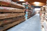 Unedged Hardwood Timber - FSC Oak Boules 52 mm