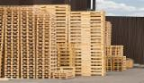 Half Pallet Pallets And Packaging - New Spruce Half Pallets