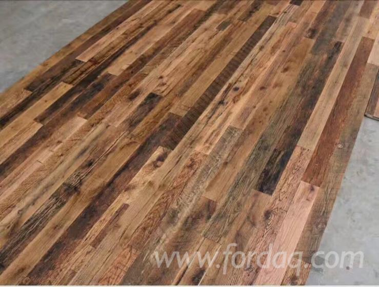vend parquet massif bois debout ch ne 15 25 mm chine. Black Bedroom Furniture Sets. Home Design Ideas