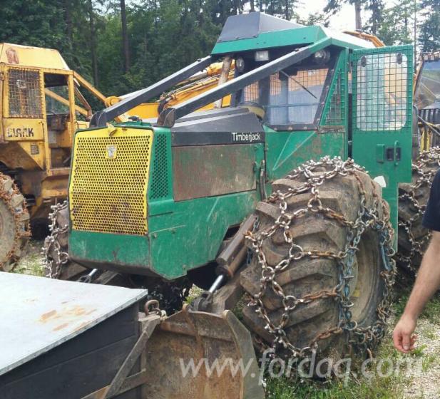 Timberjack 240c Manual