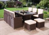 Garden Furniture - Rattan Garden Set