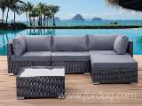 Garden Furniture - Poly Rattan Garden Set