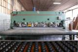 Woodworking Machinery For Sale - ITALPRESSE continuous pressing line - Veneer faced board production