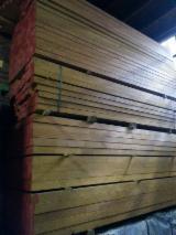 Gezaagd En Gelamineerd Hout Europa - Metselprofielen vurenhout