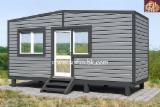Maison À Ossature Bois - Vend Maison À Ossature Bois Pin  - Bois Rouge Résineux Européens 14,0 m2 (sqm)