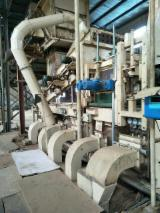 New MDF Production line/new MDF roll press line/New wood working machines