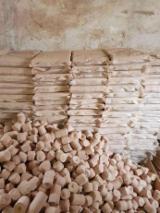 Firewood, Pellets and Residues  - Fordaq Online market - Wood Briquets -- mm