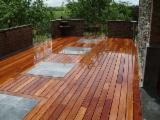 Luxembourg - Fordaq Online market - Merbau Decking System With Invisible Fixation