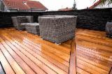 B2B WPC Terrassenböden Zu Verkaufen - Kaufen Und Verkaufen Auf Fordaq - Teak Softline® Holzterrasse mit unsichtbarer Befestigung