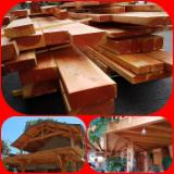 Find best timber supplies on Fordaq - Terminal Bois Nord 19 - TBN - SD Douglas Fir Timber 50-250 mm