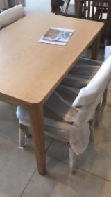 Mobila sufragerie - Vand Seturi De Masă Contemporan Foioase Din Asia Arbore De Cauciuc