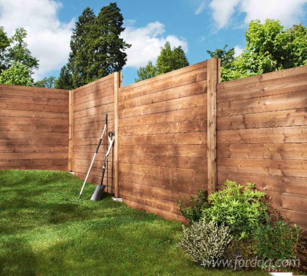 Pine-Fence