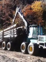 Oprema Za Šumu I Žetvu Prevoznik - Prevoznik Timberjack Polovna 2000 Rumunija
