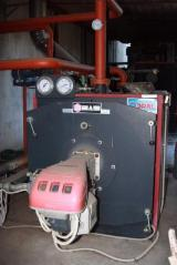 BIASI ASA800 GPL-methane Boiler for steam - 800.000 Kcal