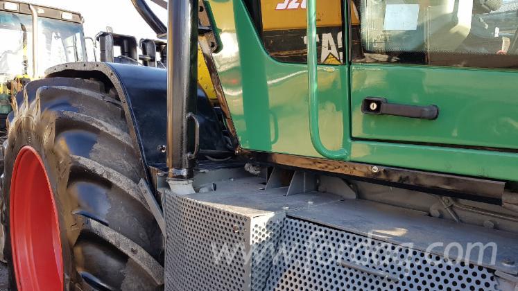 gebraucht fendt xylon 520 1996 traktor anh nger zu. Black Bedroom Furniture Sets. Home Design Ideas