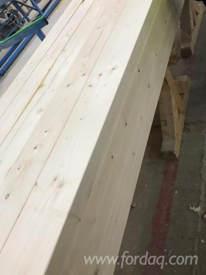 Spruce-Glued-Laminated