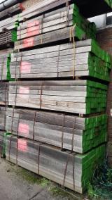 Laubschnittholz, Besäumtes Holz, Hobelware  Zu Verkaufen Niederlande - Balken, Azobé