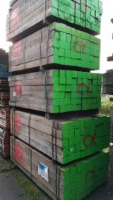 Find best timber supplies on Fordaq - Houthandel Houtex - Azobé Beams 100 mm