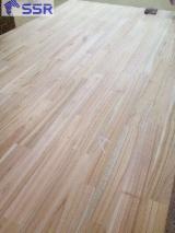 Finden Sie Holzlieferanten auf Fordaq - SSR Vietnam - 1 Schicht Massivholzplatten, Sapelli