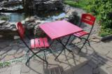 Contract Furniture - Pine / Spruce Garden Chairs