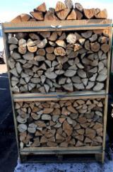 白俄罗斯 - Fordaq 在线 市場 - 劈好的薪柴-未劈的薪柴 薪碳材/开裂原木 橡木