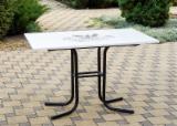 Contract Furniture For Sale - European Black Pine Restaurant Terrace Tables