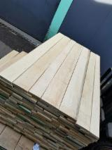 Hardwood  Sawn Timber - Lumber - Planed Timber - Square Edged Ash Boards 26 mm