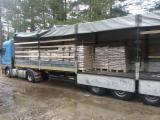 Transportne Usluge Drveta - Kontaktirali Transportera Drveta - Drumski Transport