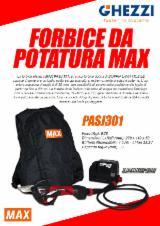 Utensili E Accessori Italia - FORBICE DA POTATURA MAX