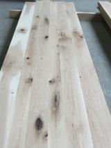 Solid Wood Flooring For Sale - Oak Rustic Parquet KD