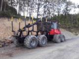 Forstmaschinen Forwarder - Rückezug Forwarder Valmet 840 Komatsu John Deere