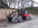 Forest & Harvesting Equipment Forwarder - Used Valmet 840.2 .3 2002 Forwarder Germany