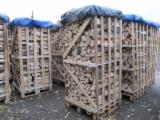 Firewood, Pellets And Residues Firewood Woodlogs Not Cleaved - Beech / Birch / Oak Firewood Not Cleaved