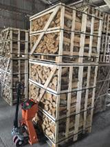 Firewood, Pellets And Residues - Birch Firewood 25 cm