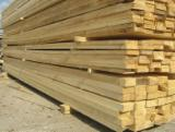 Ukraine Sawn Timber - Pine / Spruce Fresh Timber 15-50 mm