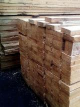 Softwood  Sawn Timber - Lumber Planks Boards - Siberian Larch Lumber 22+ mm