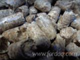 Firewood, Pellets And Residues - ISO-9000 Pine Pellets 8 mm