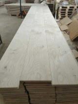 地板及户外地板 亚洲  - 橡木, 单条宽板