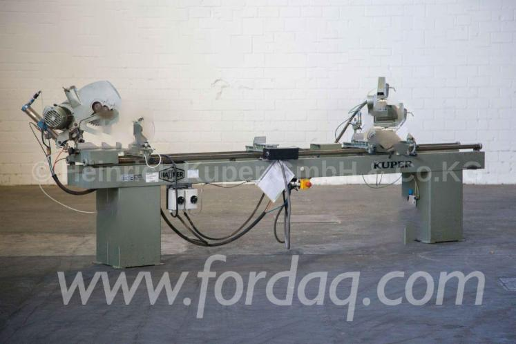 Used-HAFFNER-DGS-182-Crosscut-Saws-For-Sale