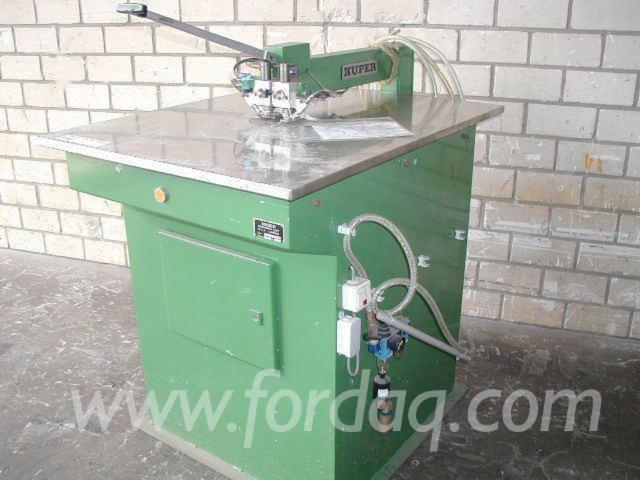 Used-KUPER-FA-2-1992-Veneer-Splicers-For-Sale