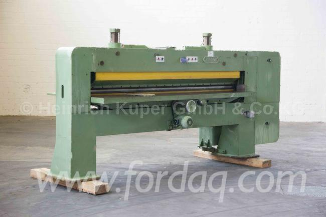 Used-JOSTING-EFS-2600-1966-Veneer-Clipper-For-Sale