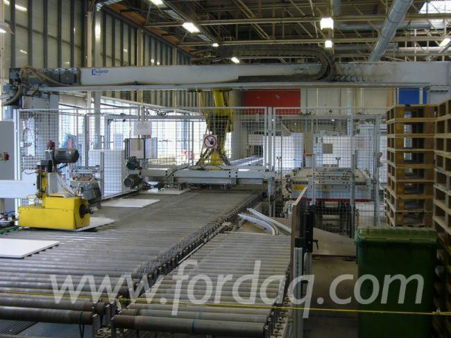Конвейер производство германия ложный сброс на конвейере