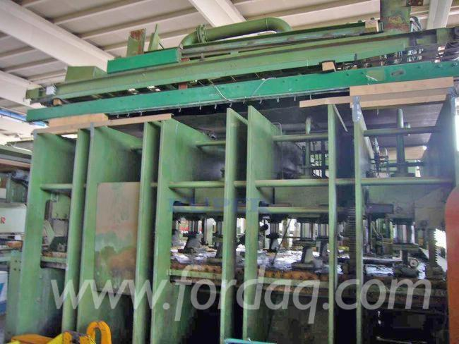 Used-OTT-D-99-700-1976-Presses---Other-For-Sale