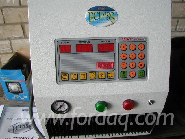 Used-PREO-ECLYSS-TERMO-4-2004-Lacquer-Dryer-For-Sale