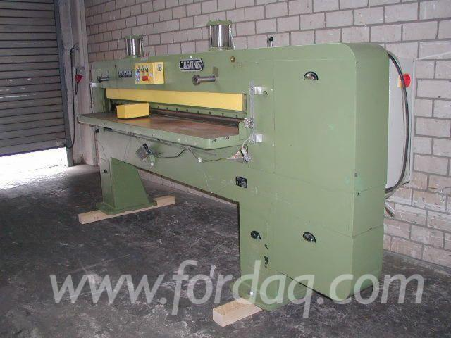 Used-JOSTING-PFS-2100-1963-Veneer-Clipper-For-Sale